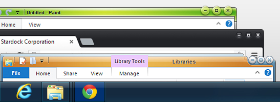 WindowBlinds™ Enables Users to Quickly Customize the Windows® Desktop Interface!