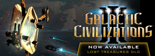 Galactic Civilizations III Releases New Lost Treasures DLC
