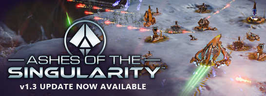 Stardock Releases New v1.3 Update for Ashes of the Singularity
