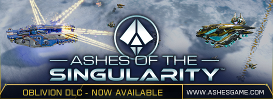 Stardock Releases New Oblivion DLC for Ashes of the Singularity