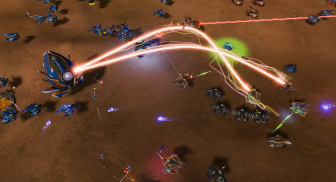 SpaceMonkey9288: Let's Play Ashes of the Singularity Escalation Part 1 (Baker)
