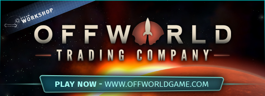 Soren Johnson's Offworld Trading Company Adds Steam Workshop and Modding Support