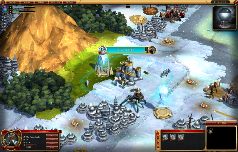 GeneralsGentlemen: An Introduction to Sorcerer King: Rivals