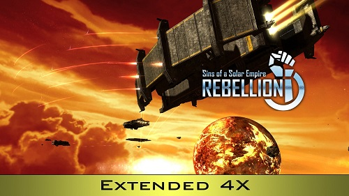 Mod Spotlight: Extended 4X - Sins of a Solar Empire: Rebellion