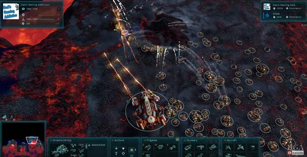 DGA Plays: Ashes of the Singularity: Escalation - PHC Juggernaut