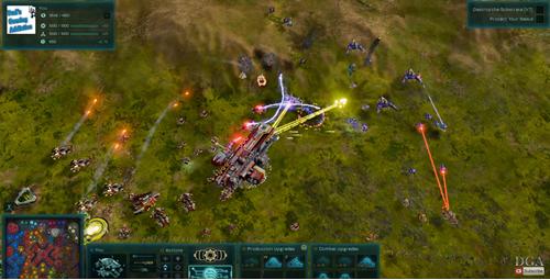 DGA plays Ashes: Escalation - Secret Missions DLC » Forum