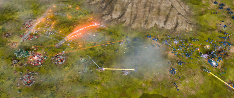 Ashes of the Singularity: Escalation - Screenshot Contest