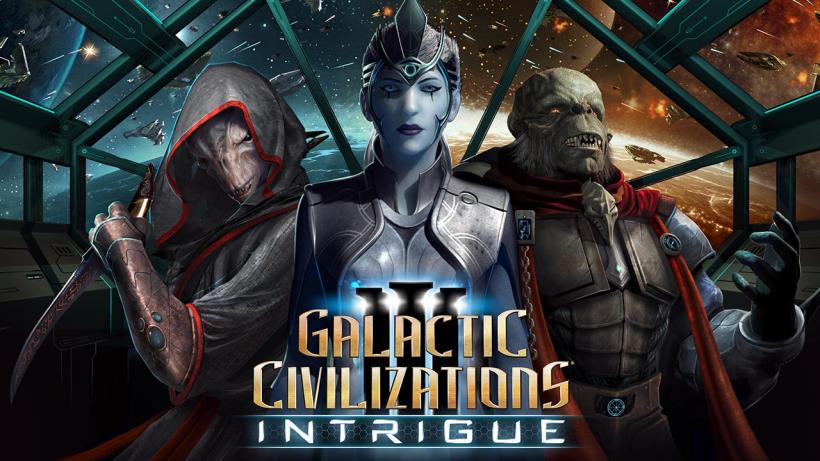 Galactic Civilizations III: Intrigue Release Trailer