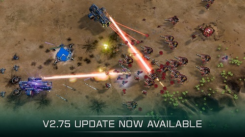 Update v2.75 Release Trailer - Ashes of the Singularity: Escalation