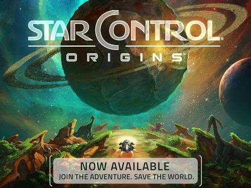Star Control: Originsis here!