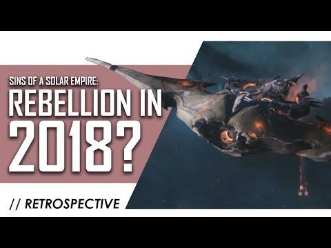 Sins of a Solar Empire: Rebellion in 2018: A Retrospective Analysis