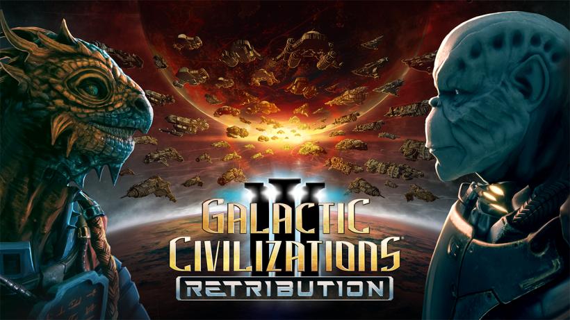 Galactic Civilizations III: Retribution Released Today!