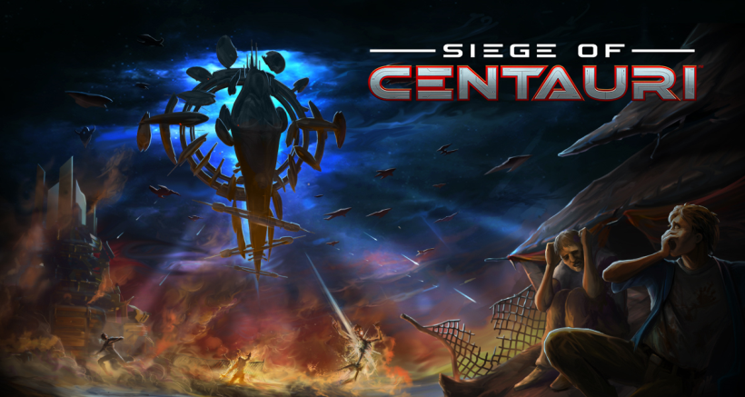 Siege of Centauri Founder's Program Launches on March 28th