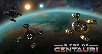 Siege of Centauri Arrives for Steam Early Access on April 16th