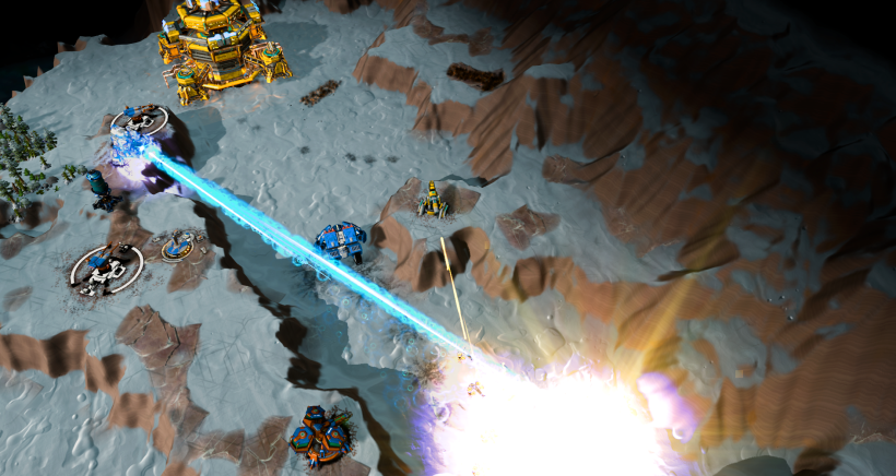 Siege of Centauri Steam Early Access is Now Available!