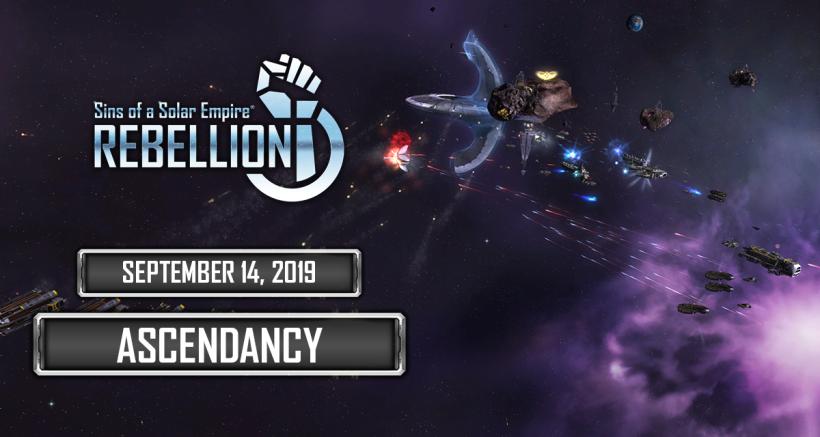 Ascendancy – 13th October 2019