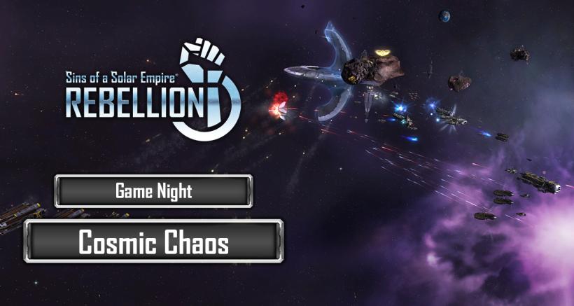 Cosmic Chaos – 22nd February 2020