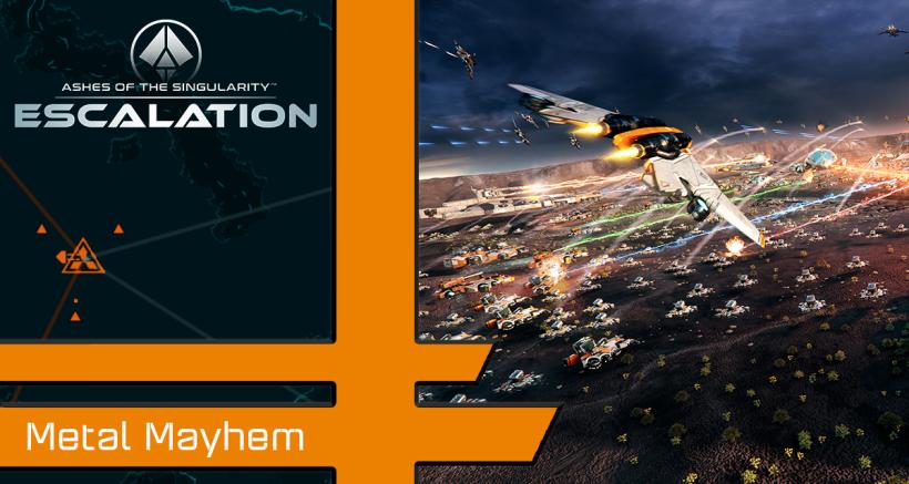 Community Games: Metal Mayhem – September 26th 2020